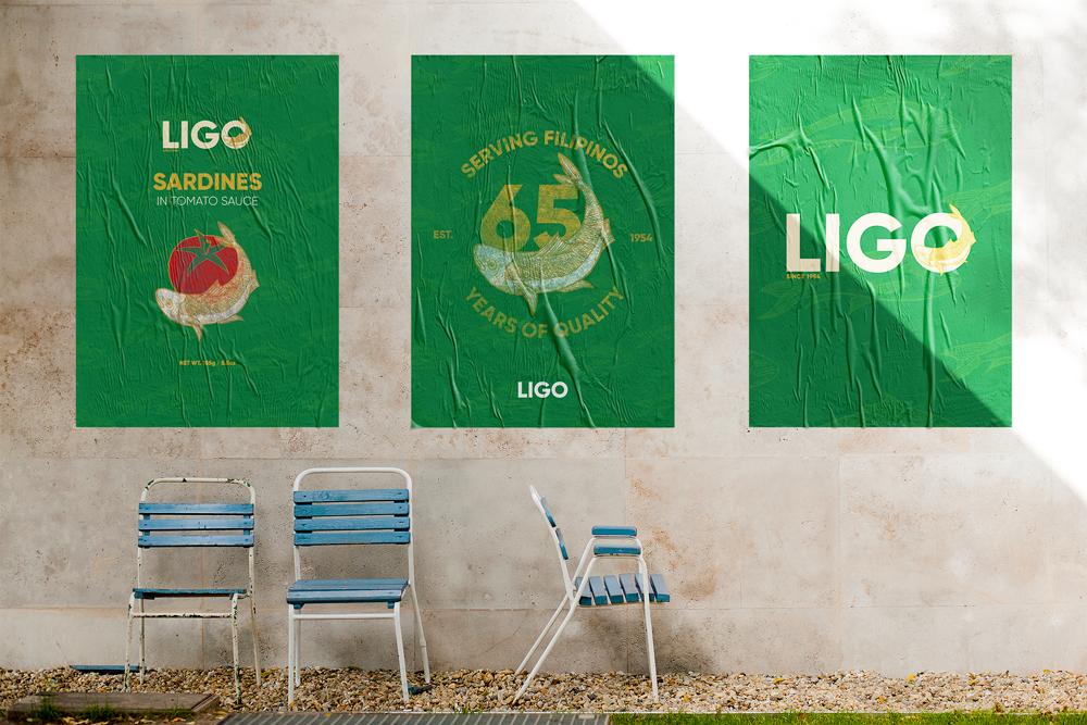 Ligo Street Posters