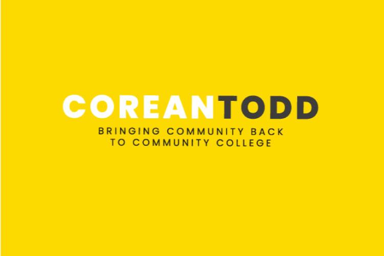 Corean Todd Project Cover
