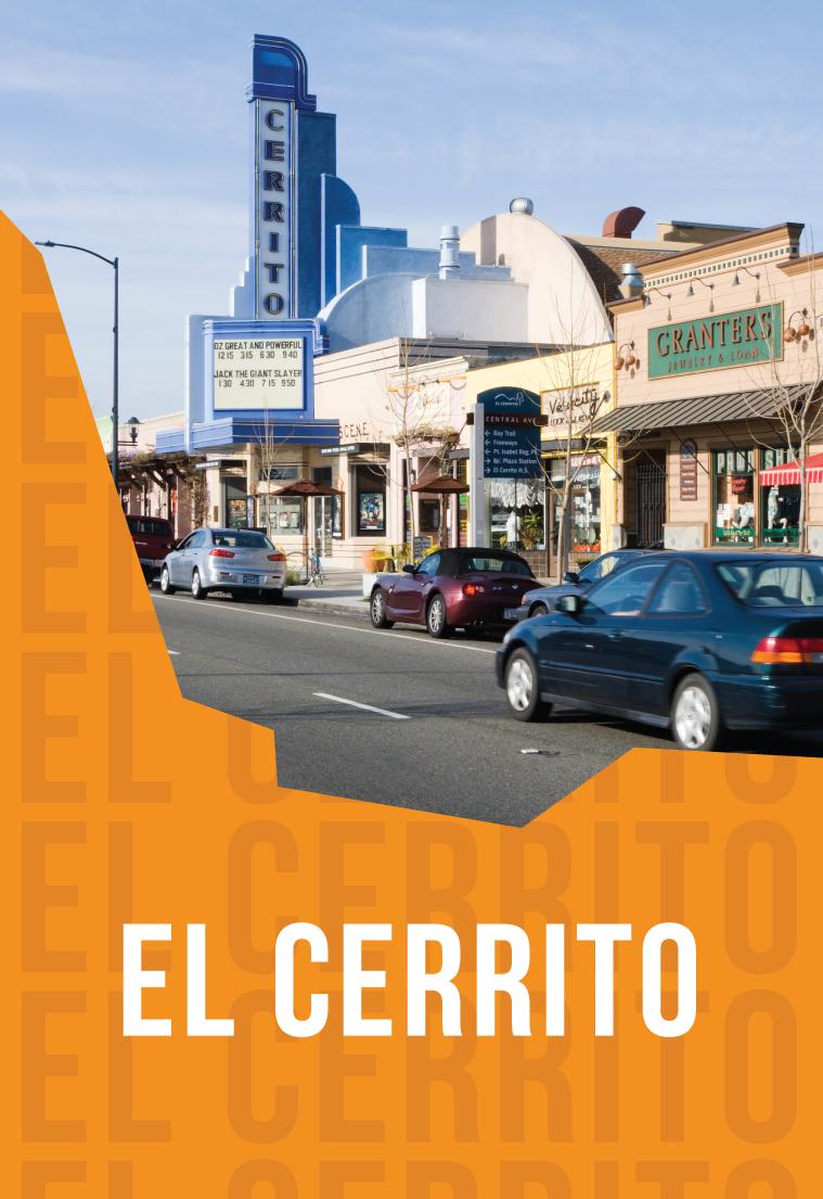 El Cerrito California