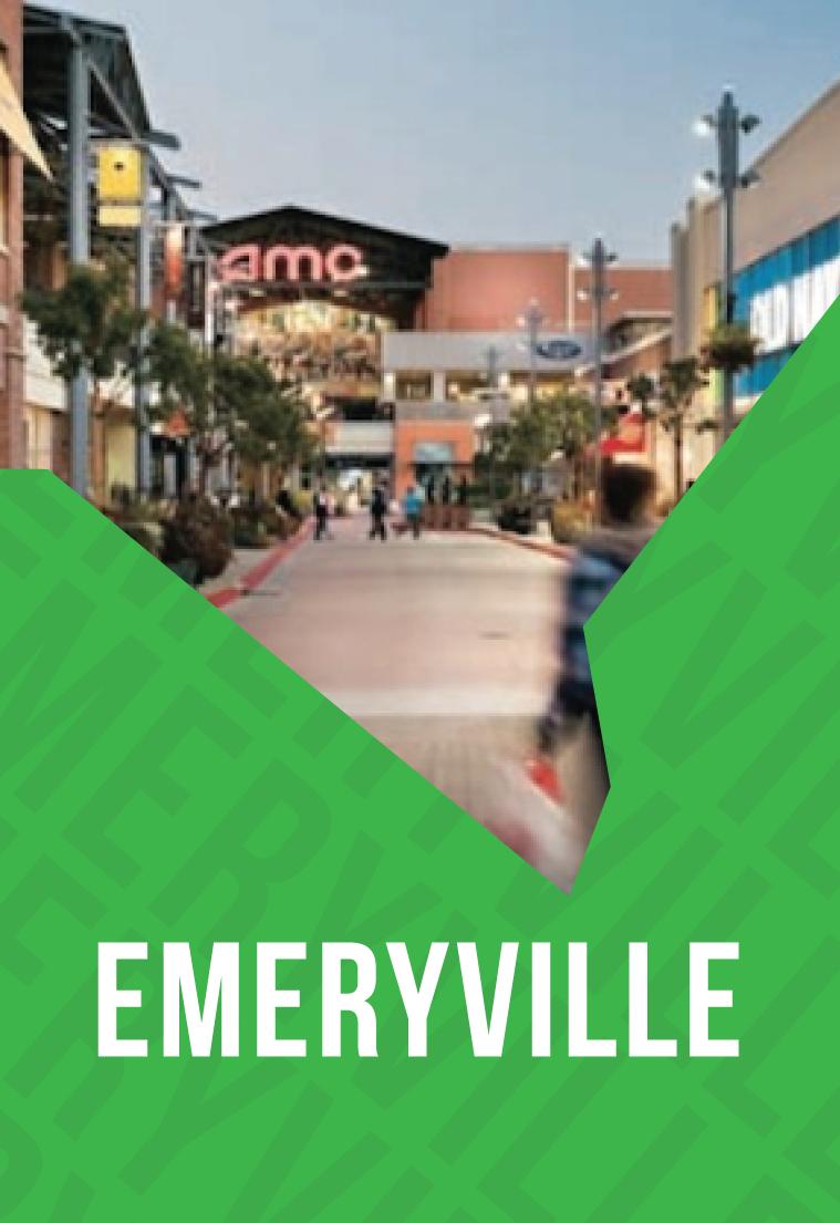 Emeryville California